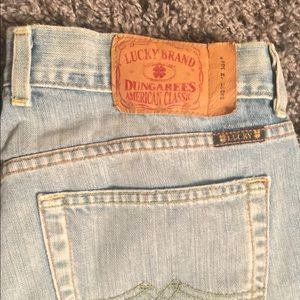 Lucky Brand Dungarees Sweet N' Low Women Jeans